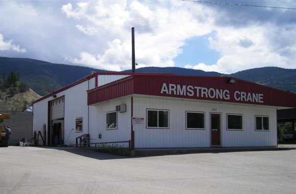 Armstrong Crane and Rigging